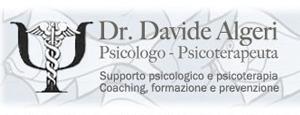 Dott. Davide Algeri - Psicologo, Psicoterapeuta e consulente sessuale a Milano