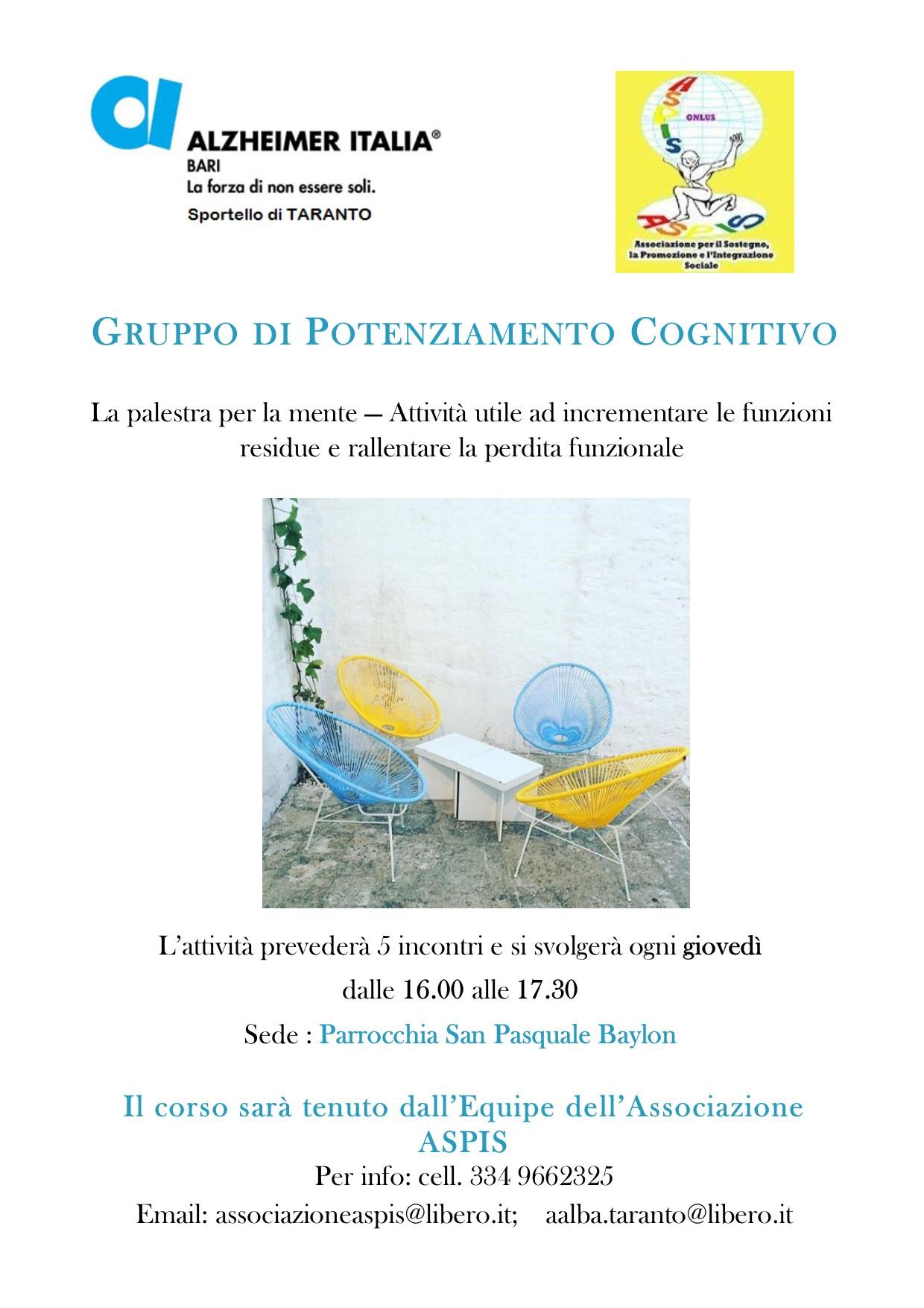 locandina-potenziamento-cognitivo-aspis-taranto